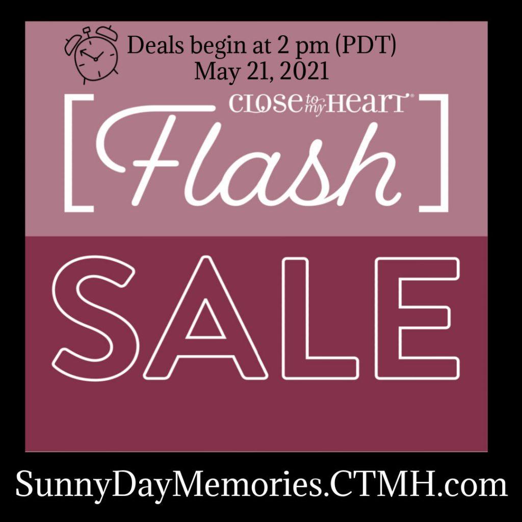 CTMH 4-Day Flash Sale