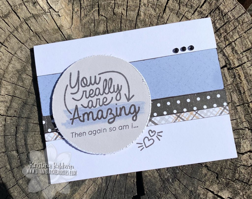 A Card to Say You Really Are Amazing