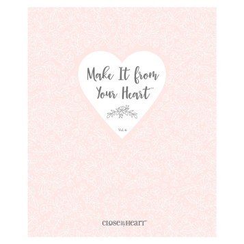 CTMH Make It From Your Heart How-to Books