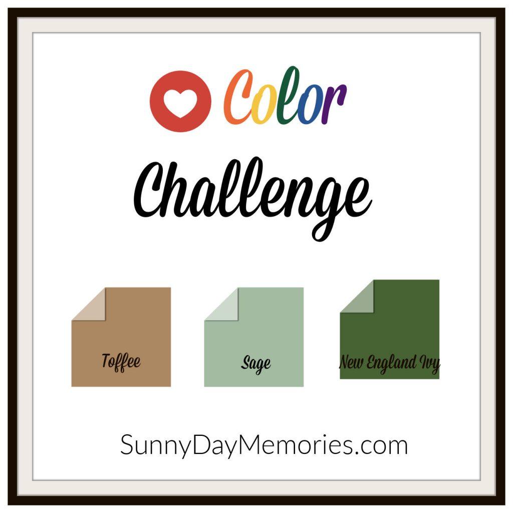 SunnyDay Memories June 7, 2021 Color Challenge