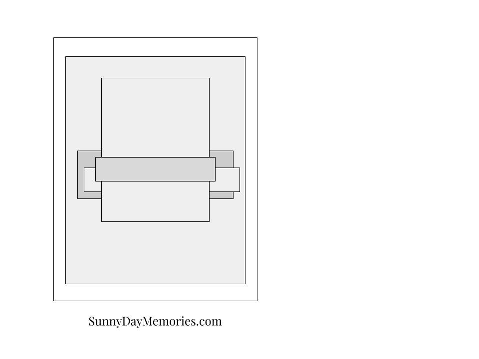 June 14, 2021 SunnyDay Memories Card Sketch