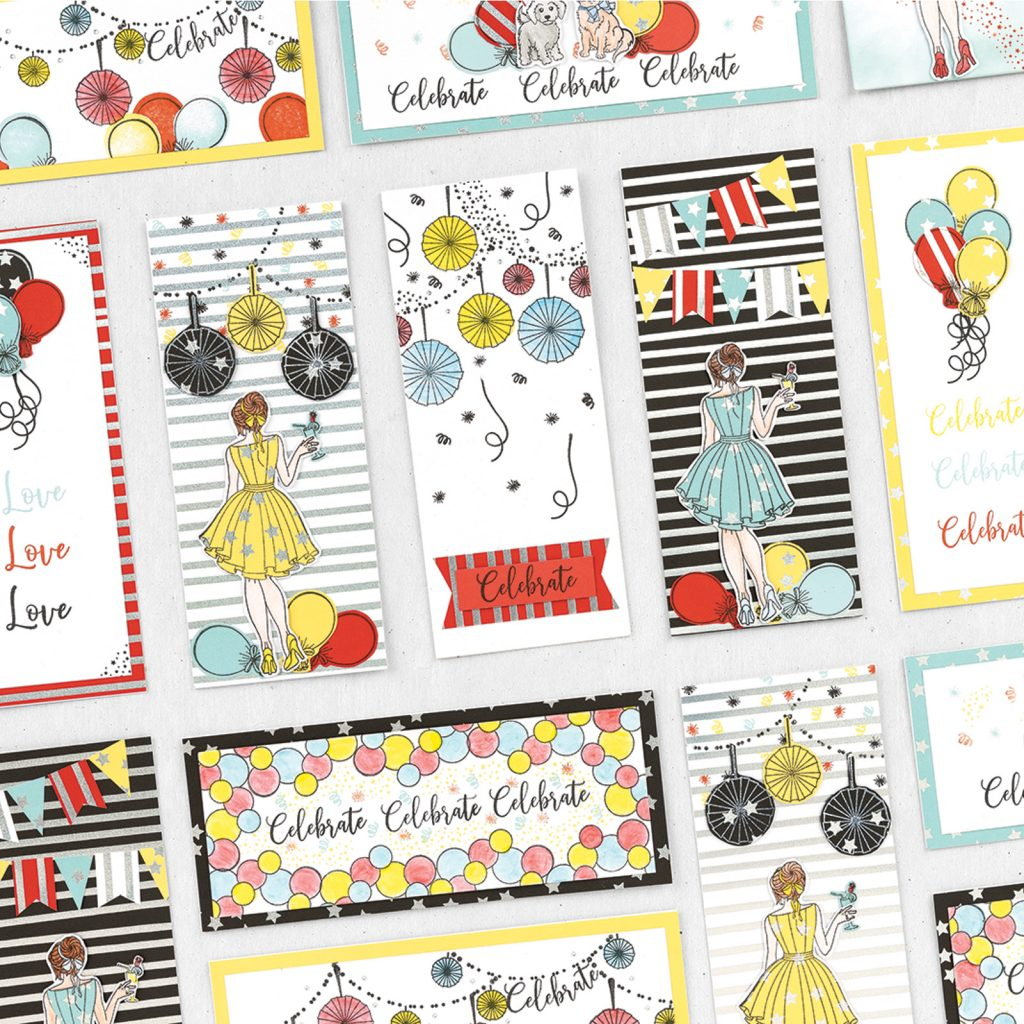 CTMH Return to the Happiest Place Card Kit