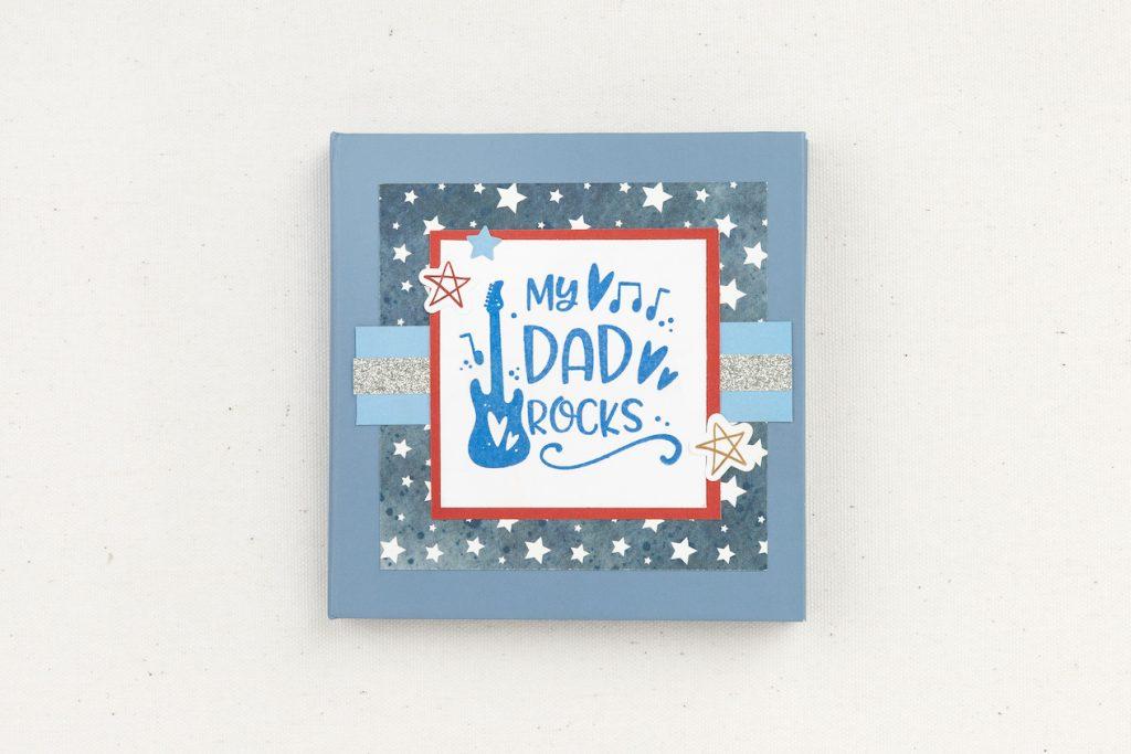 Father's Day Album Cover