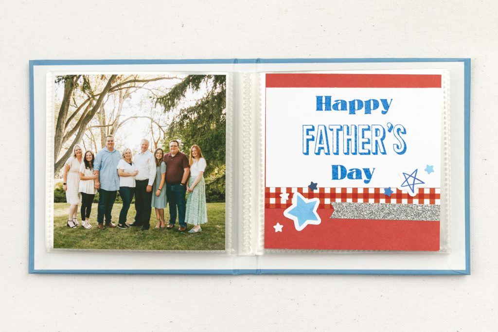 Father's Day Layout 1