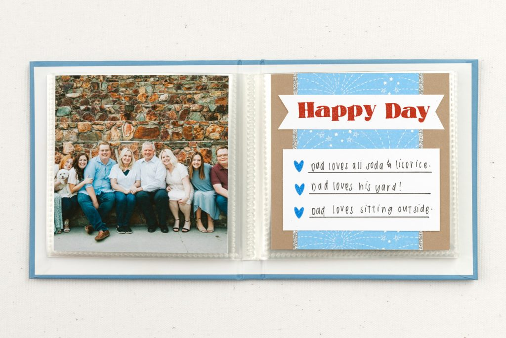 Father's Day Layout 10
