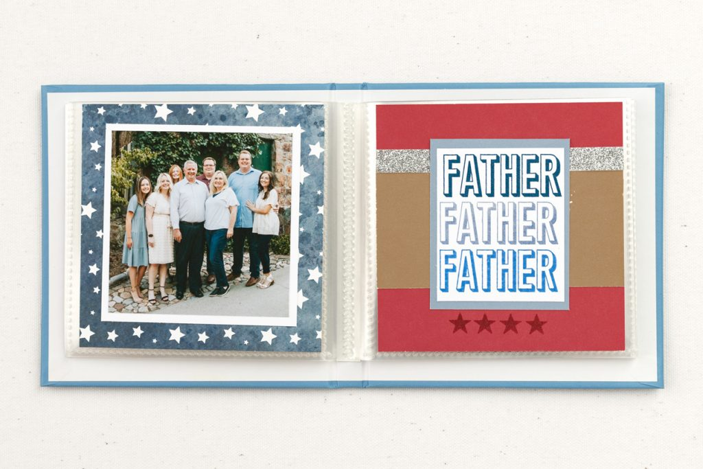 Father's Day Layout 11