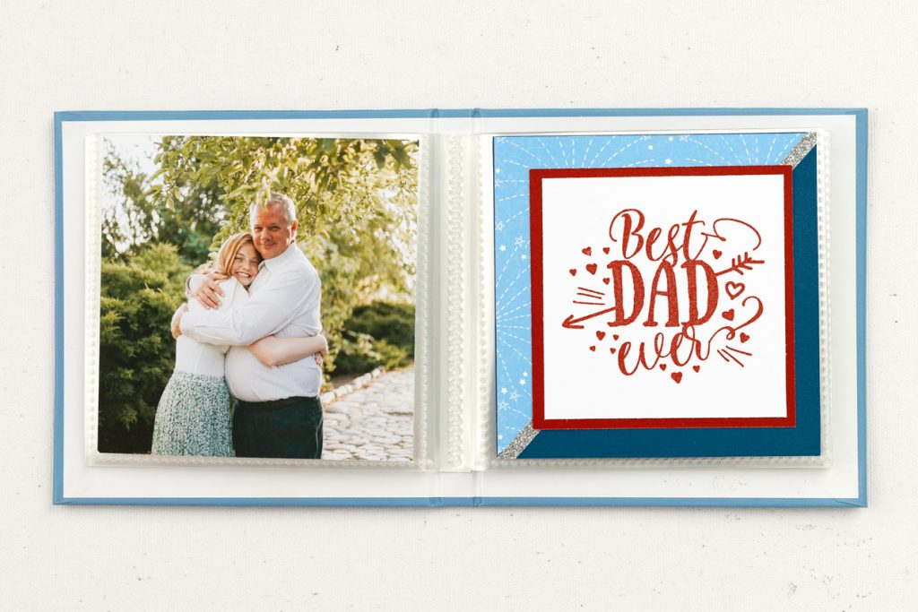 Father's Day Layout 12