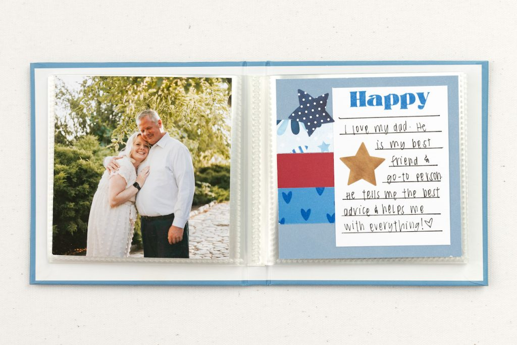 Father's Day Layout 13
