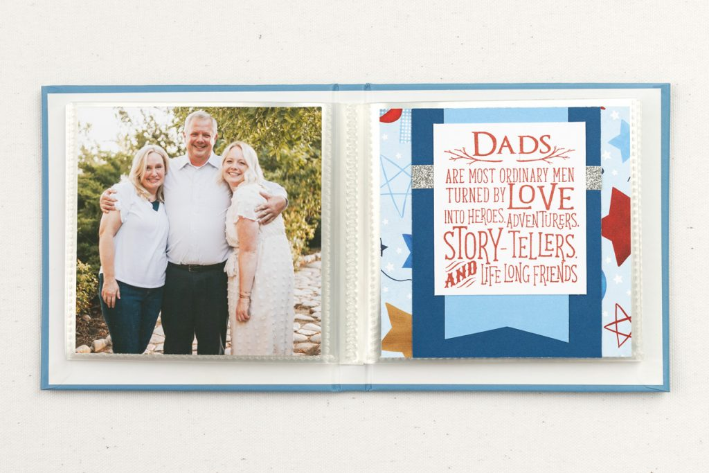 Father's Day Layout 3