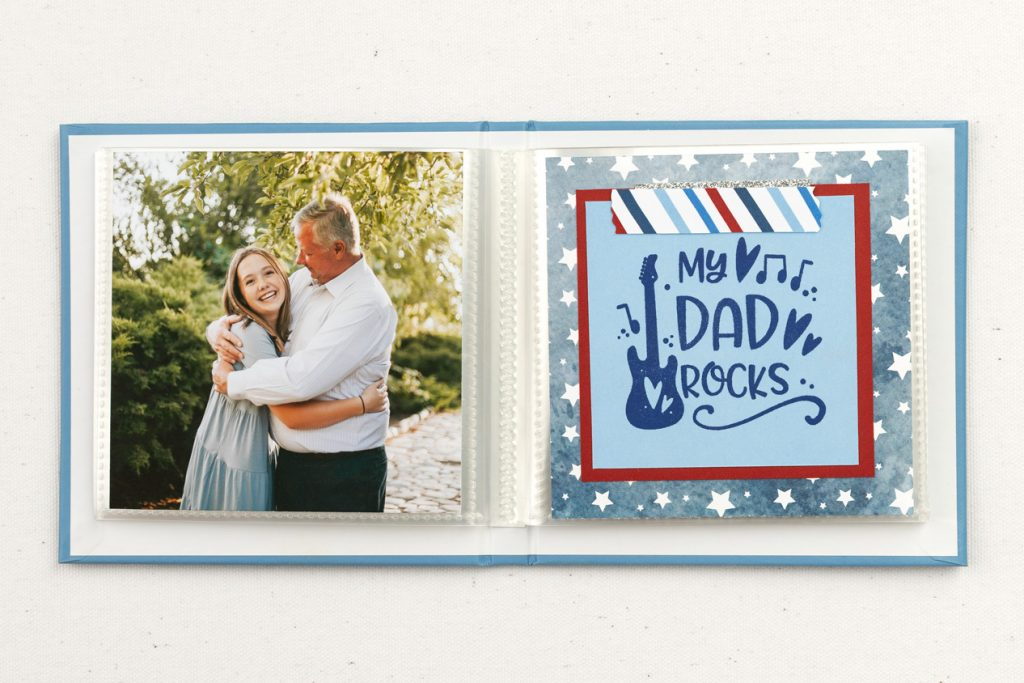 Father's Day Layout 5