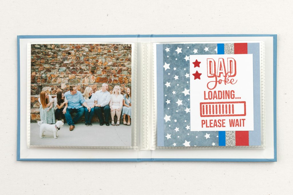 Father's Day Layout 7