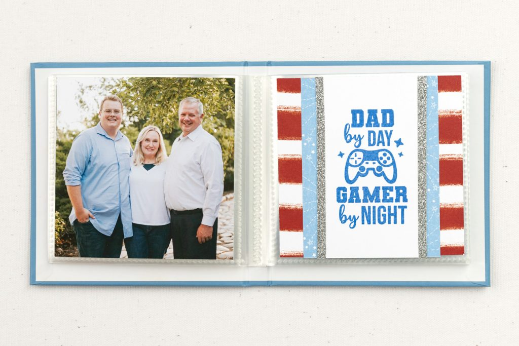 Father's Day Layout 9