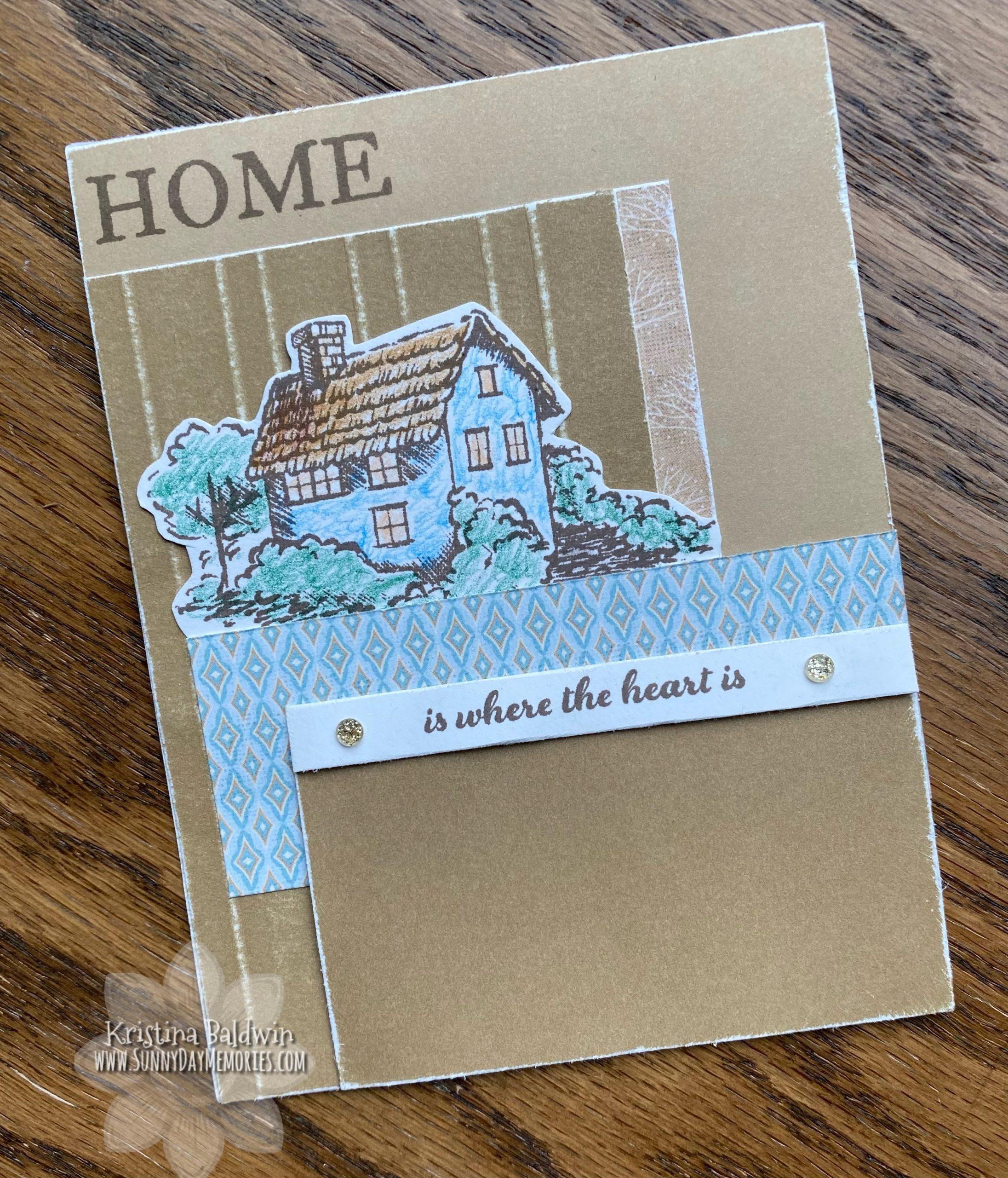 CTMH BBMP Home Card