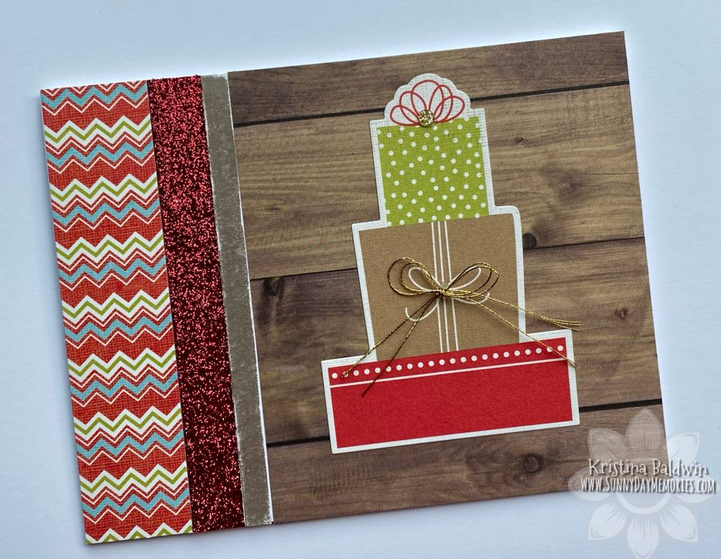 Easy Holiday Gifts Card