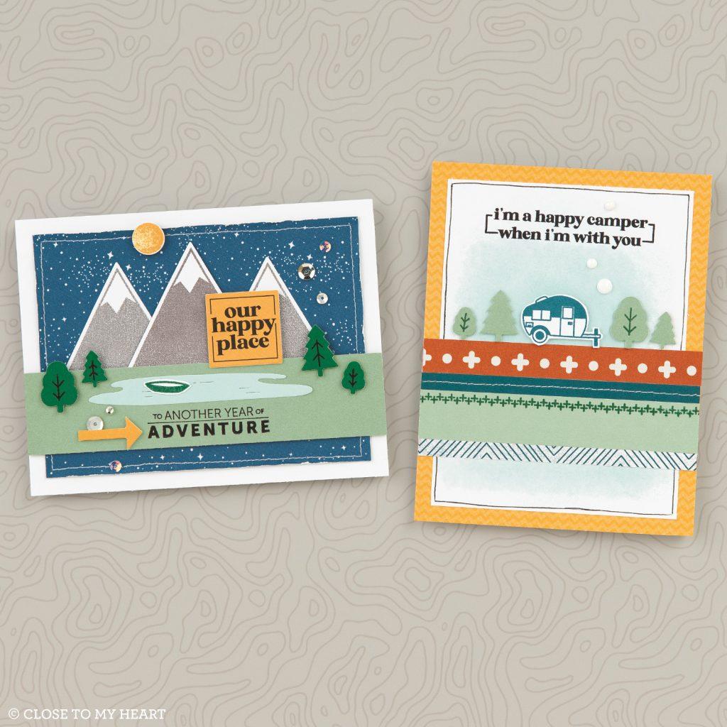 CTMH Wander Cards