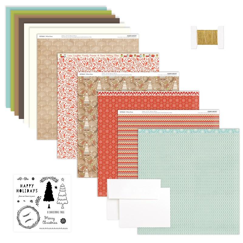 CTMH White Pines Cardmaking Kit
