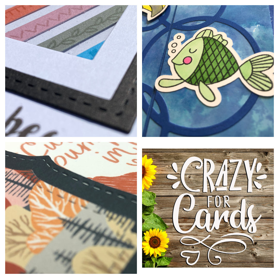 Fall Edition Crazy for Cards All-day Event