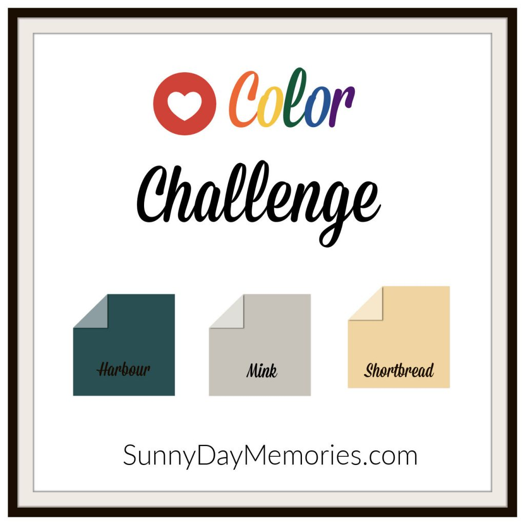 Color Challenge with *NEW* Colors