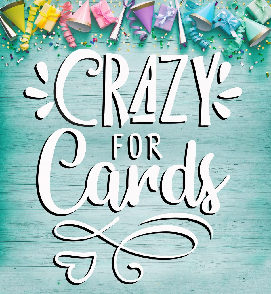 {Winter Edition} Crazy for Cards + Crop