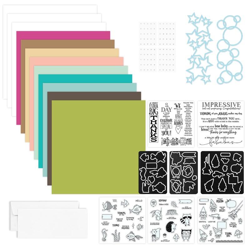 CTMH Slimline Celebration Cardmaking Kit